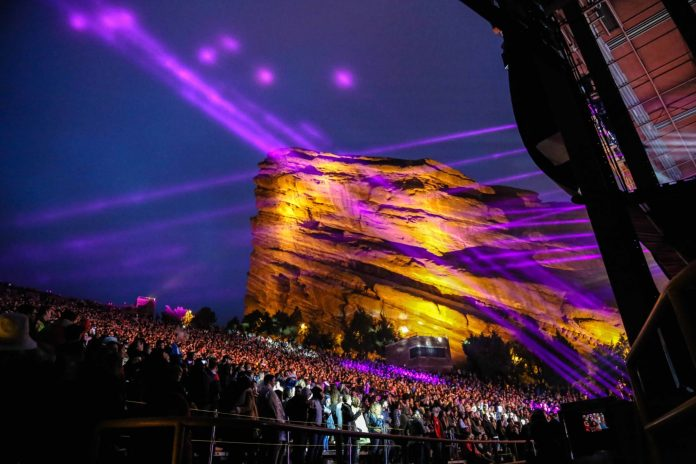 Red Rocks, a Denver concert venue and park | denver concerts