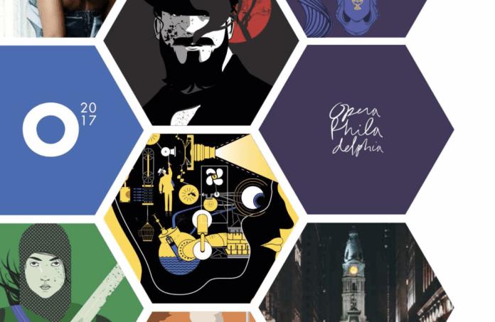 Opera Philadelphia 2017 poster