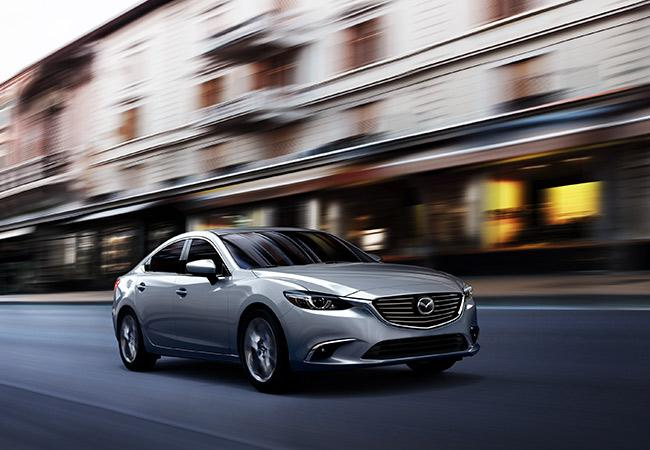 Mazda Mazda6s available in Louisville, KY at Oxmoor Mazda