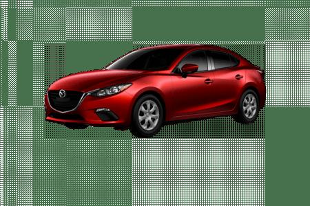 2015 Mazda Mazda3 at