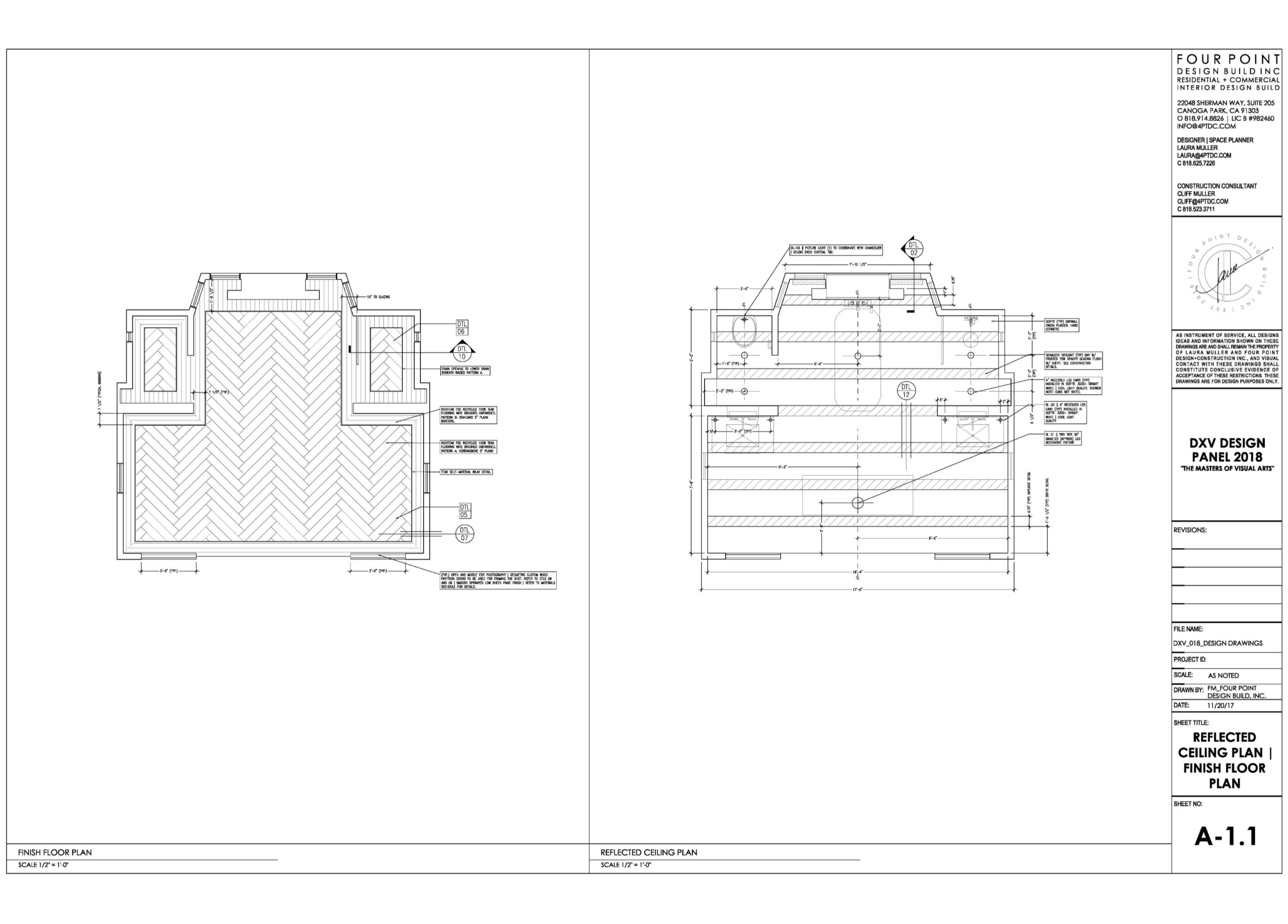 Dxv Design Panel A Dream Come True