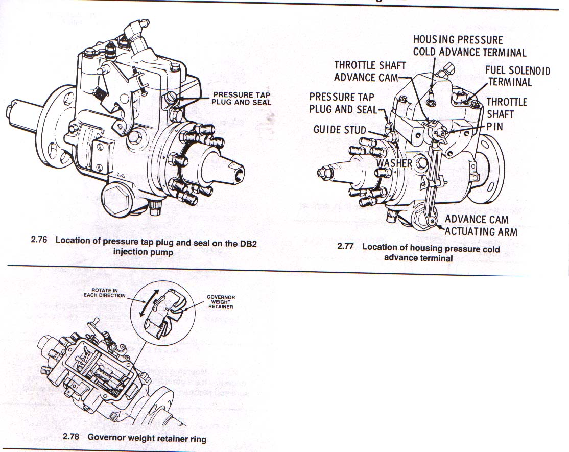 Chevy Fuel Pump Wiring