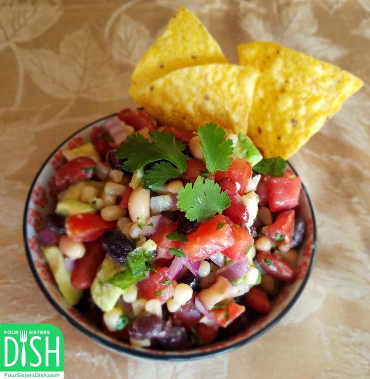 Fiesta Salsa Dip