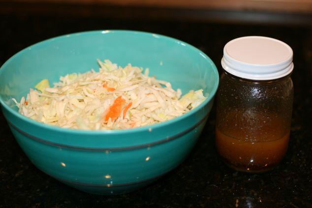 Ramen Noodle Salad Pic 1