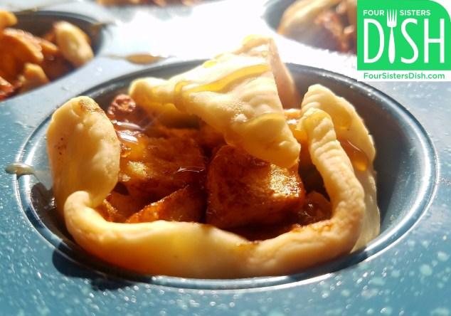 Mini Rustic Apple Pies