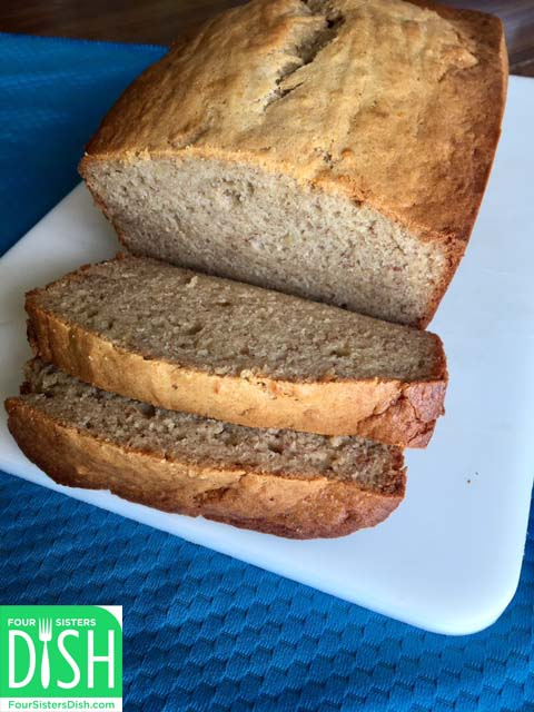 Gold Standard Banana Bread