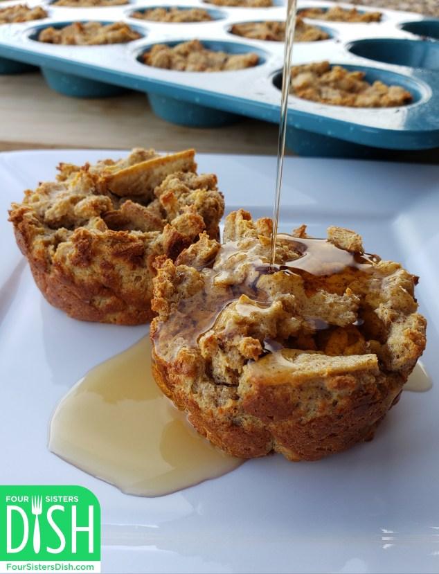 Waffle Muffins