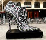 zapatos gigantes elche