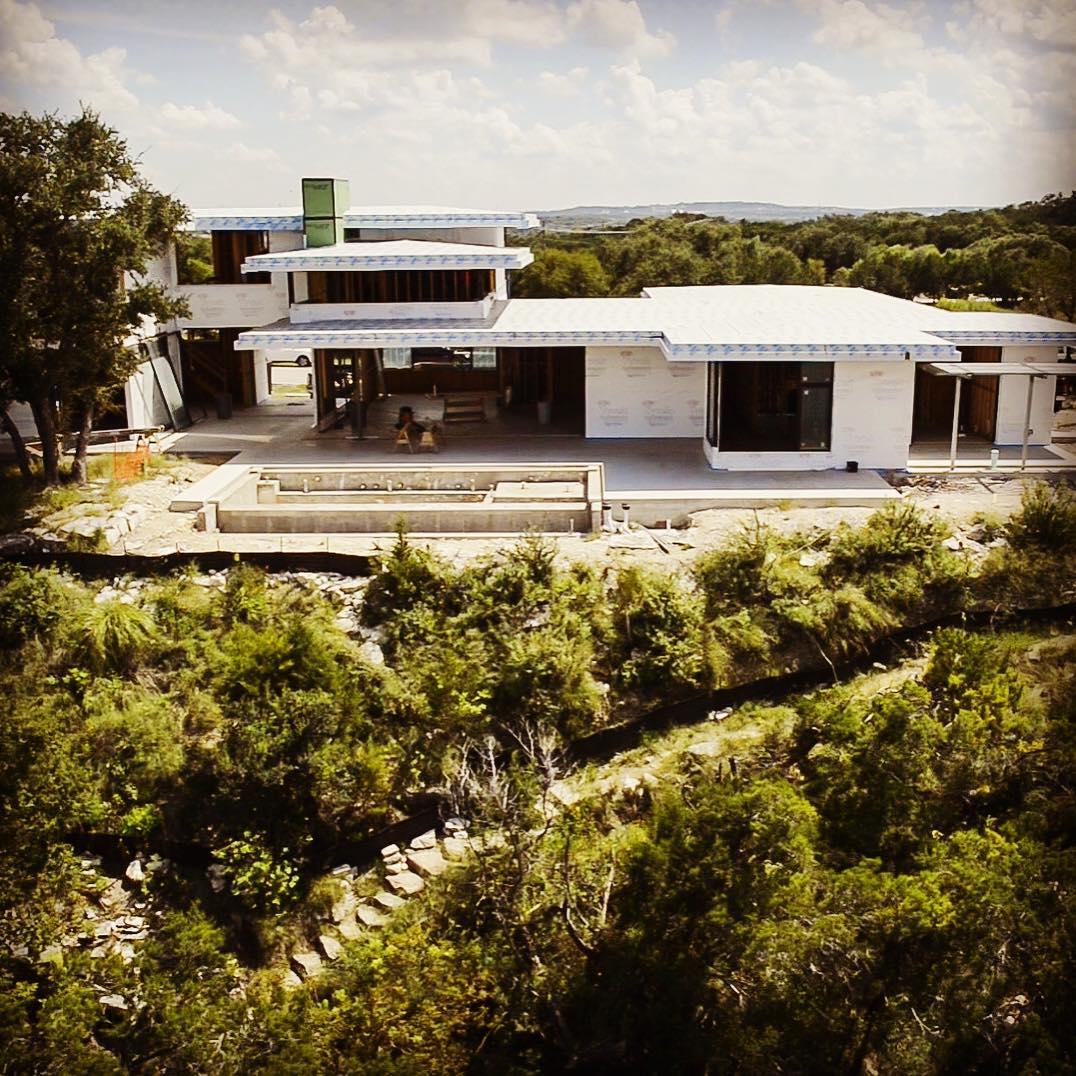 Designed by @dc_architecture Built by @foursquarebuilders Photo by @redpantsstudio