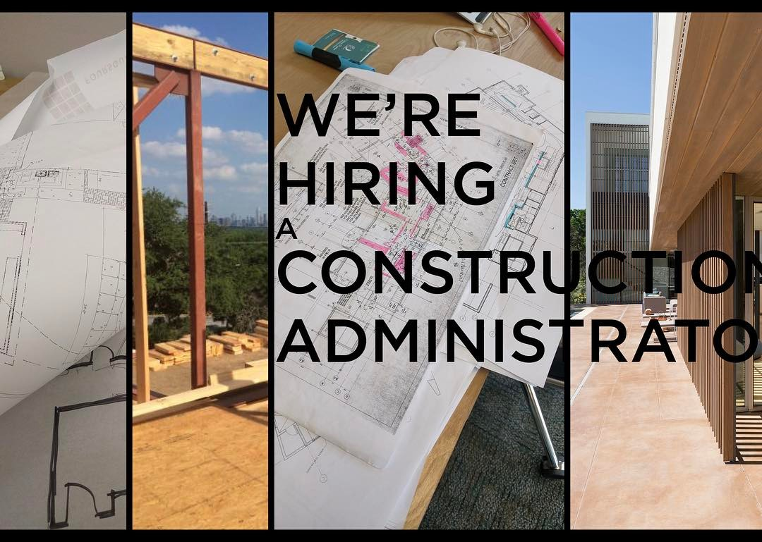 If you're a construction accounting admin. type person and looking for a job please give us a call. Or, if you know one please let them know we're hiring.