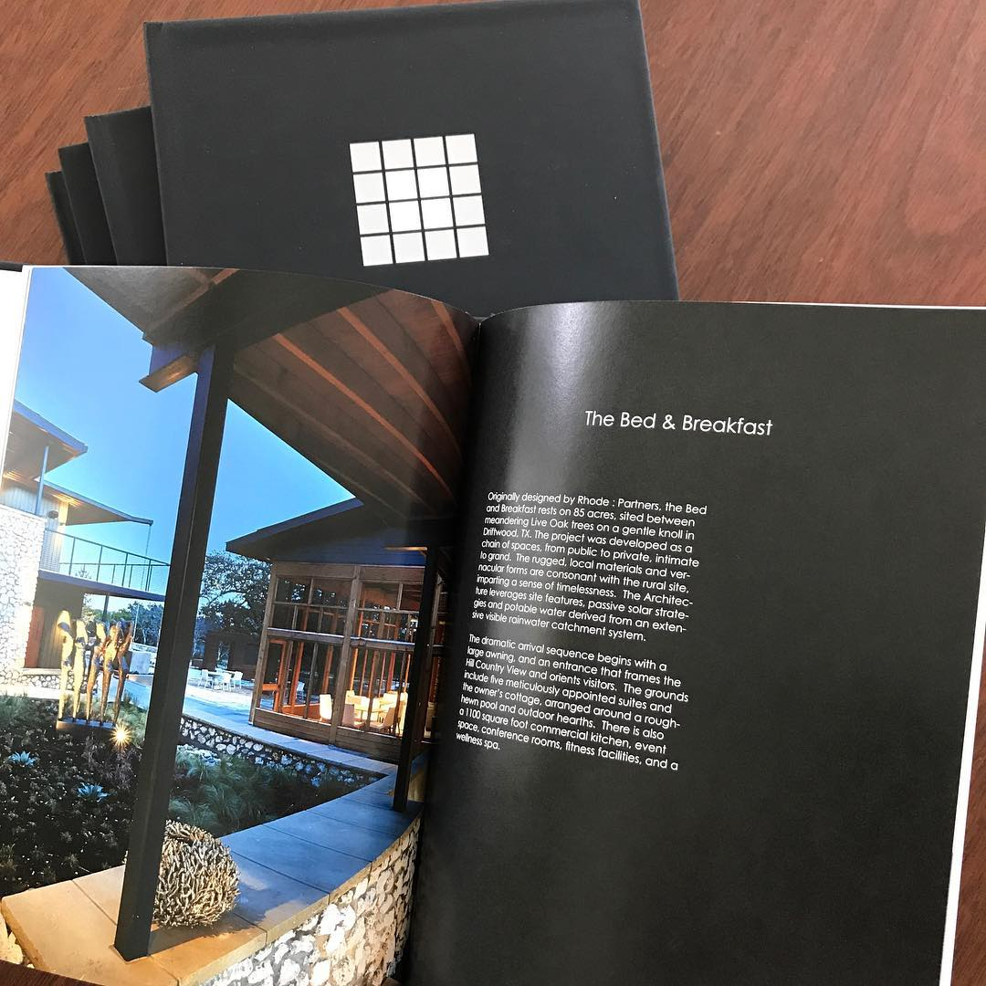 Architects make sure to DM us and we will drop off one of our new Foursquare Builders coffee table books. Designed by @foursquarebuilders