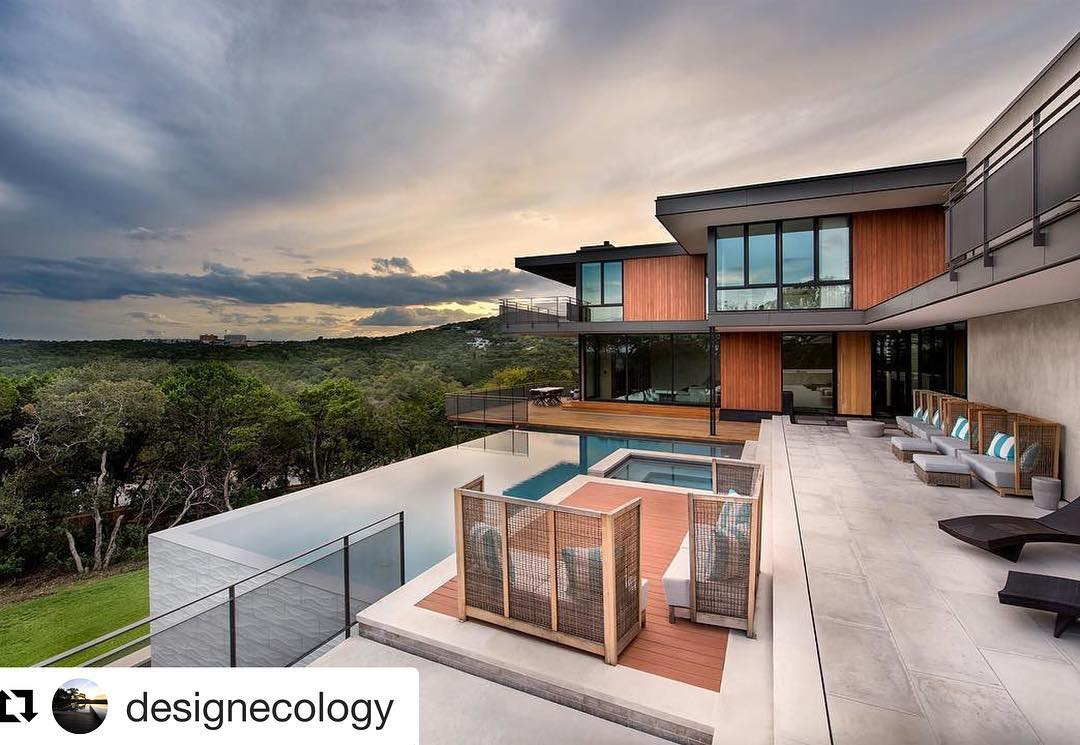 Awesome build with an awesome team. Beautiful job @aparallel @foursquarebuilders and @designecology @architectural_impressions @western_window_systems