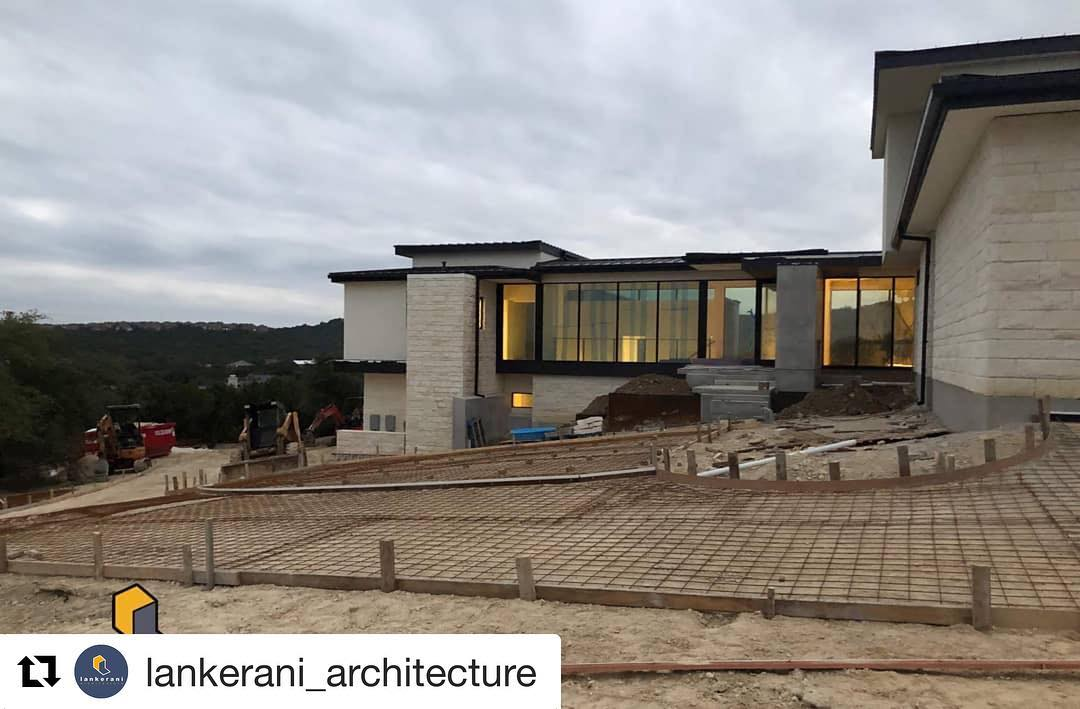 Down to the final details on our Serene Hills home. So happy for our clients! Design by @lankerani_architecture Built by @foursquarebuilders