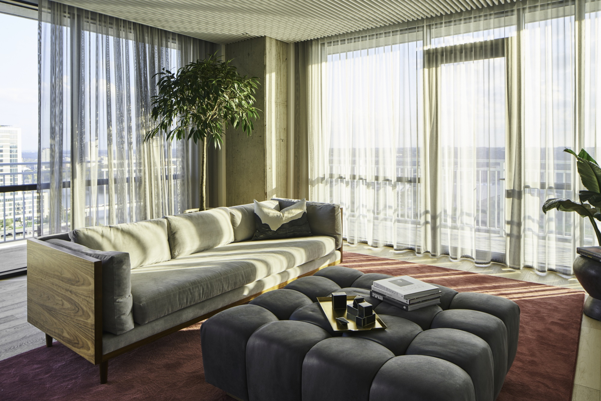Elegance surrounds you from the 23rd floor.