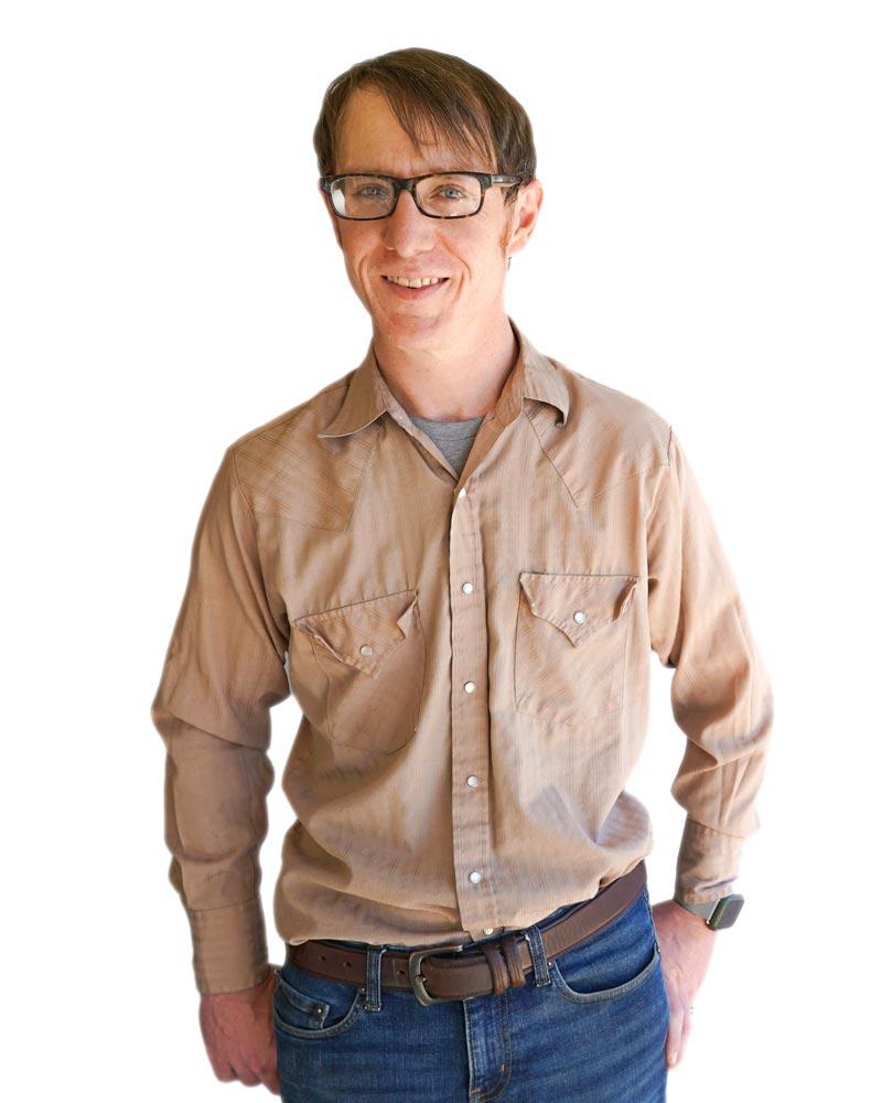 Preston Rhone, Project Manager