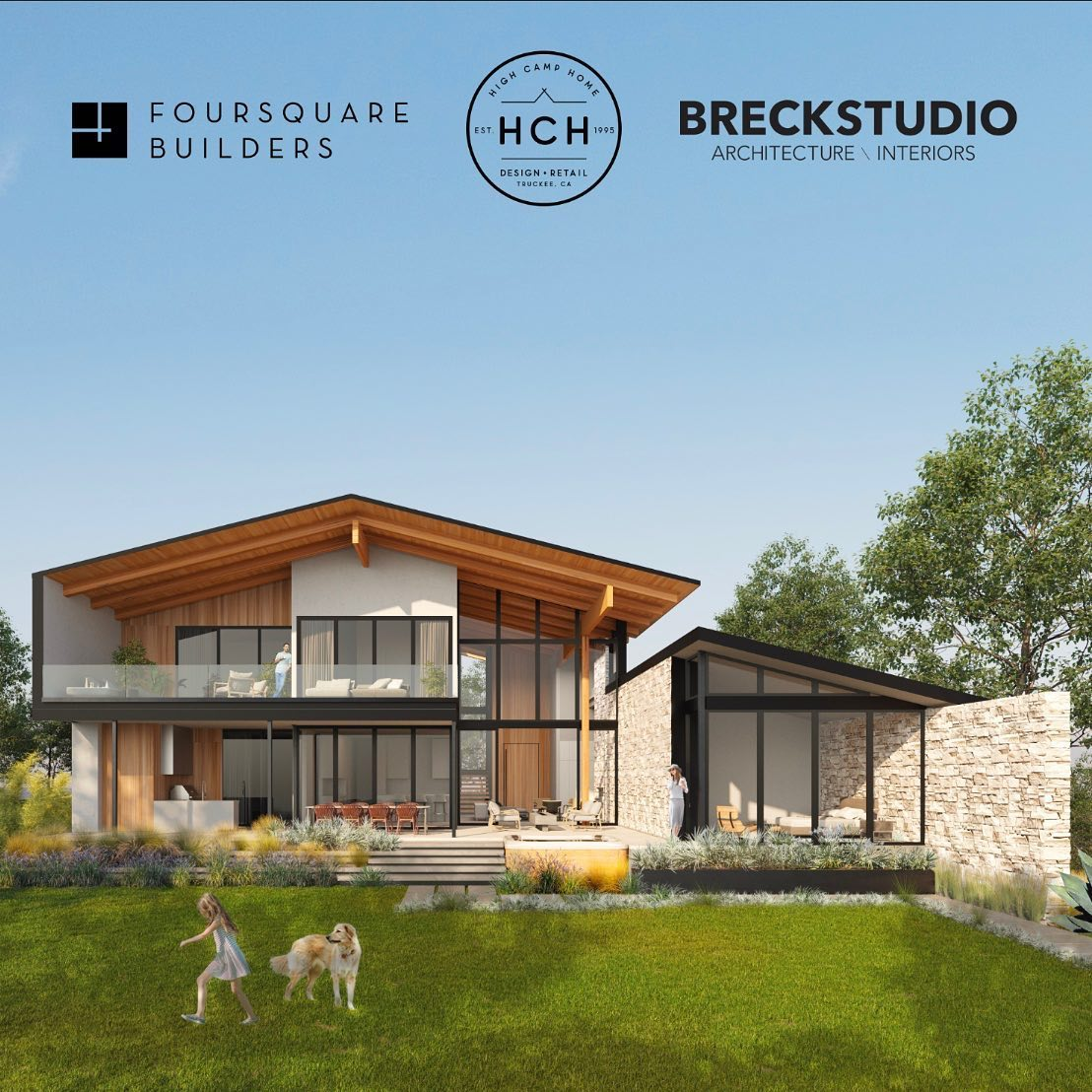 So fun to be a part of this Lake Austin waterfront home. Awesome job @breckstudio and @highcamphome