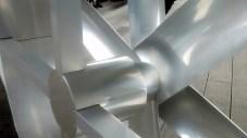 Fan blade-2