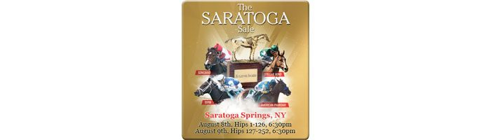 Four Star Sales Saratoga Selected Yearlings Catalogue