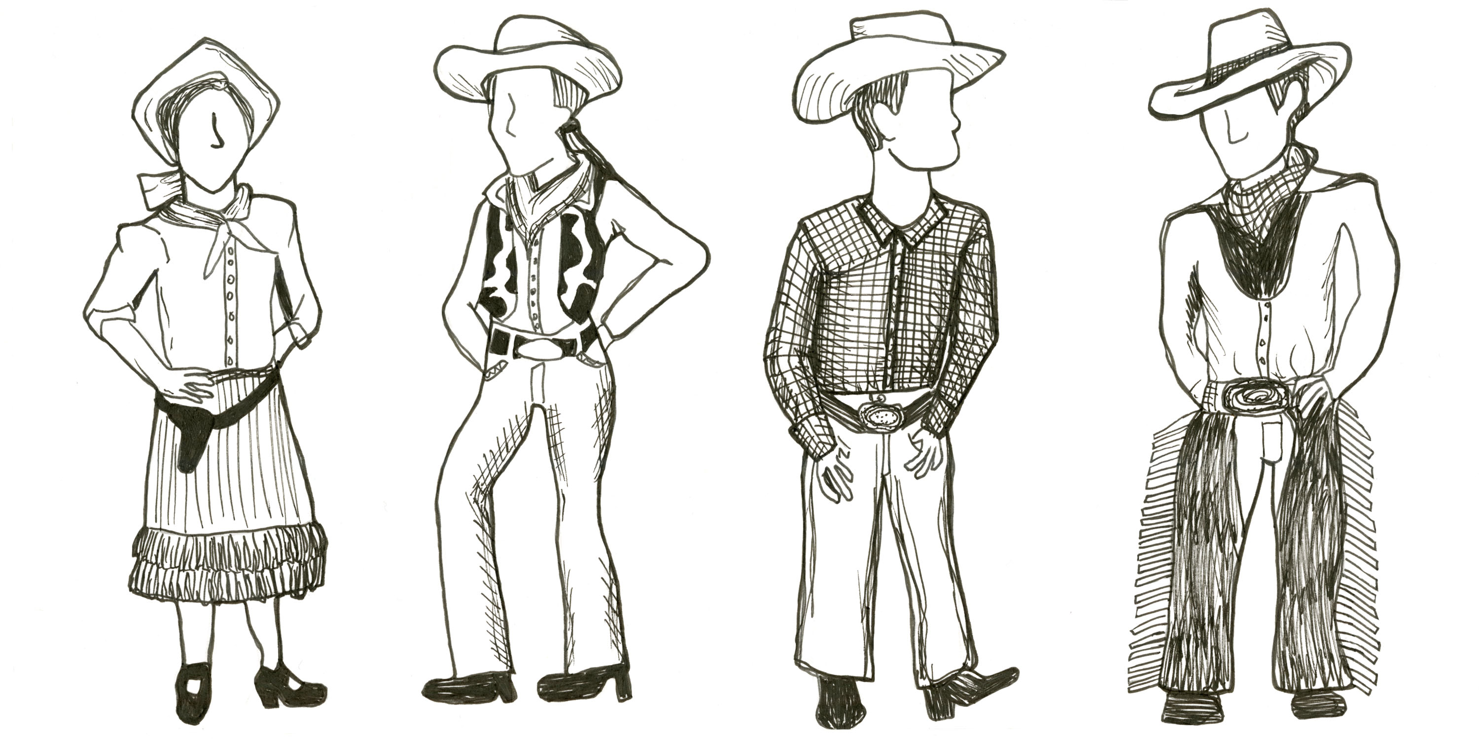 Cowboy Cowgirl Cowculture Is Western Wear A New Reality