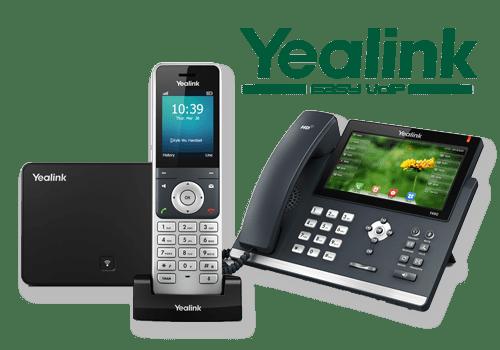 Yealink SIp Telephones