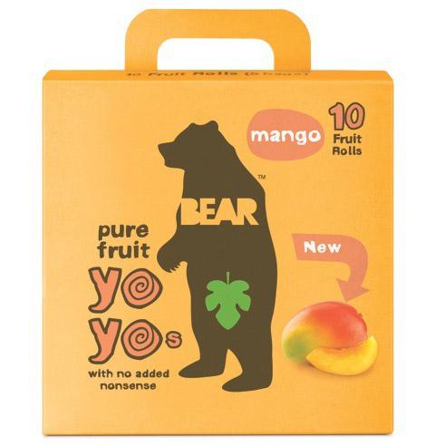 BEAR Mango YoYos