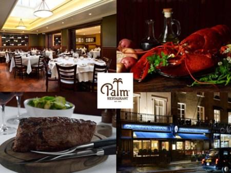 The Palm London Relaunch Publicity