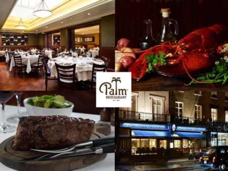 The Palm London Relaunch Publicity