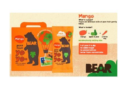 BEAR Mango Yo Yos Launch
