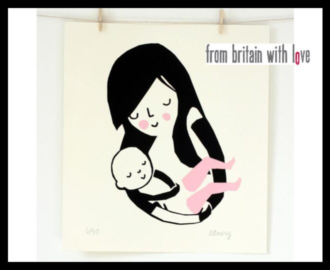 From Britain with Love Artwork
