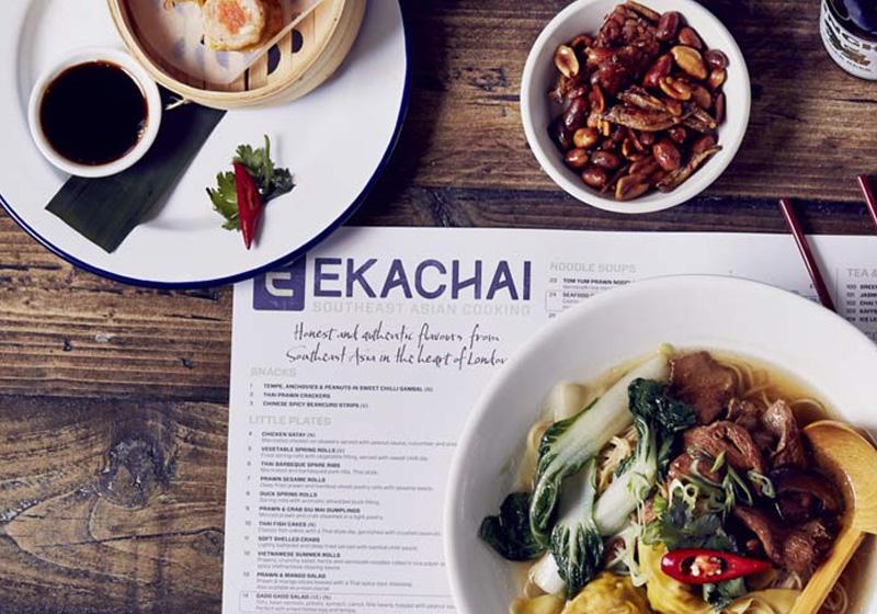 Ekachai Interactive Wall