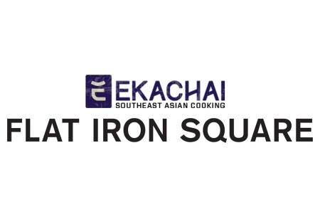 Ekachai Flat Iron Square