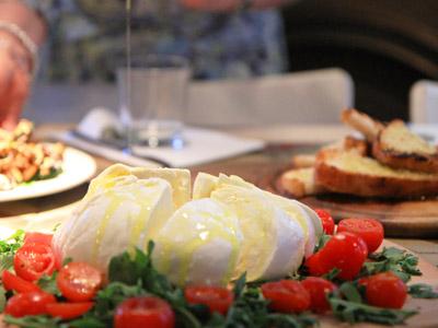 Mozzarella Olive Oil