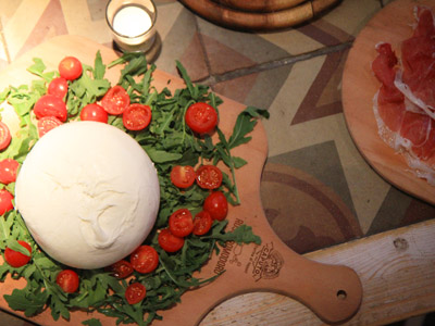 Mozzarella Whole
