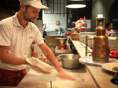 Rossopomodoro Restaurant PR