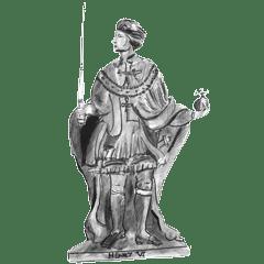 Henry V Statue