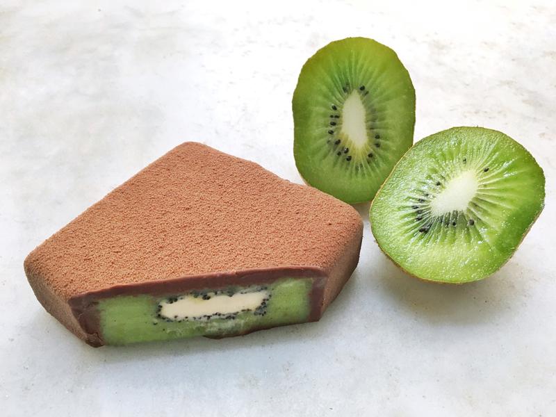 Kiwi Sorbet Bar