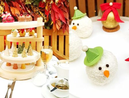 Festive Afternoon Tea Launched at Dominique Ansel Bakery