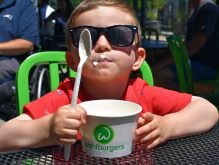 Kids Eat Free @ Wahlburgers