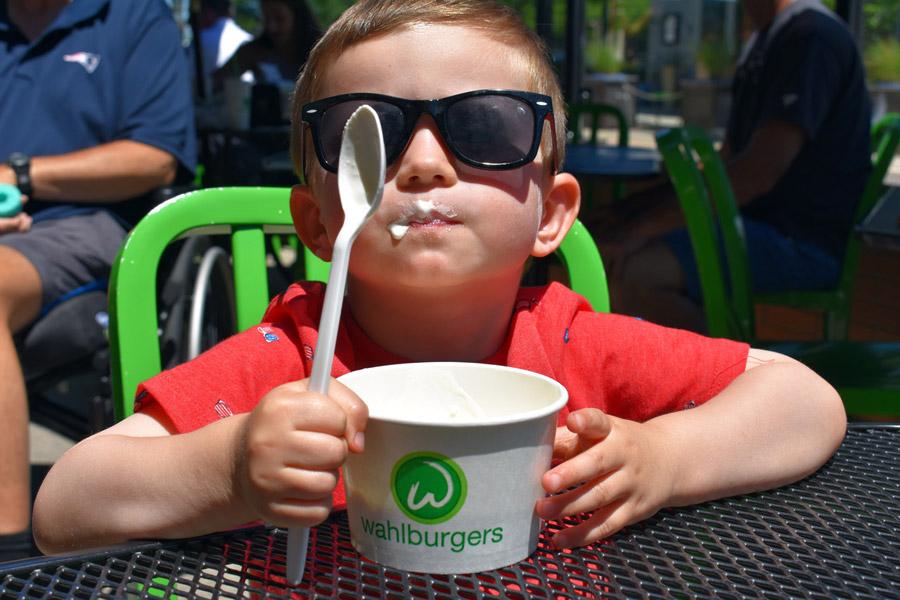 Kids Eat Free Wahlburgers