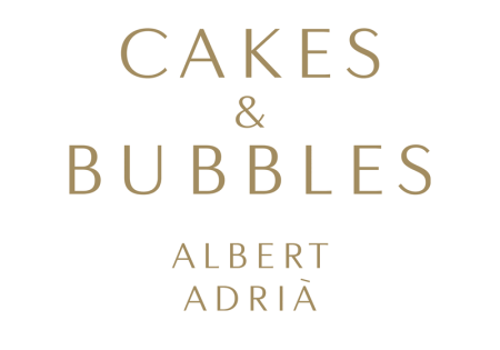Cakes & Bubbles by Albert Adrià