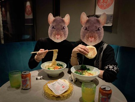 Rats in the Restaurant