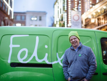 Wahlburgers & The Felix Project
