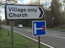 A local church, for local people