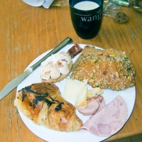 Nostalgia for a German/Austrian/Dutch breakfast.