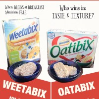 Weetabix vs. Oatibix