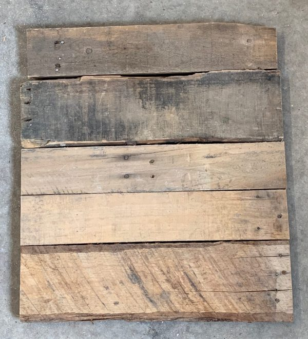 unfinished pallet wood sign