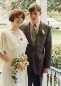 In 1995 Rob Peecher married Jean Klemm, and that was the beginning of Four Things My Wife Hates.