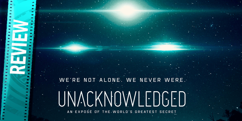 Unacknowledged documentary review