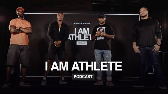 'I Am Athlete' Features Former NFL Stars & Honest Cultural Conversations