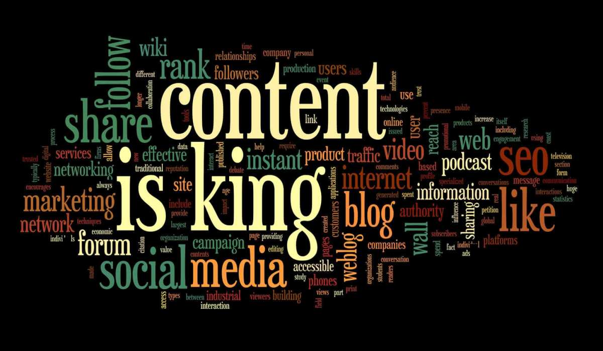 Is Content King In SEO After All?